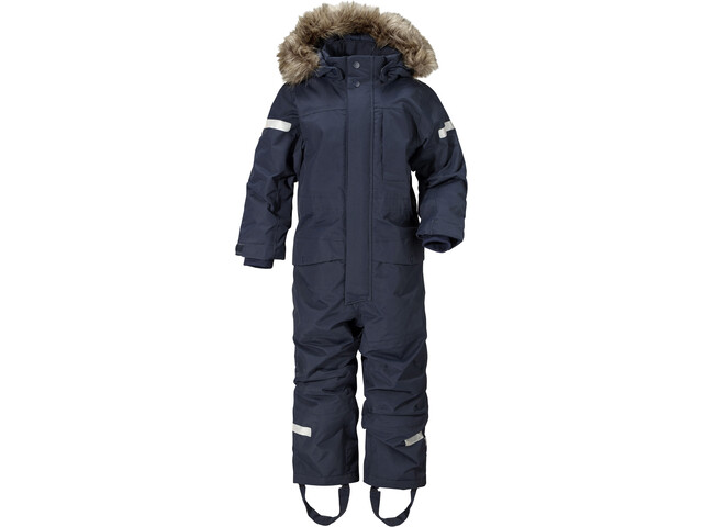 Didriksons 1913 Björnen Coverall Kinder navy